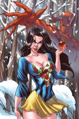 Grimm Fairy Tales #41 - Cover C Canvas Art Print