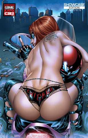 Grimm Fairy Tales #57 Showcase Edition - LE 75