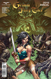 Grimm Fairy Tales 2016 Annual