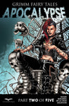 Grimm Fairy Tales: Apocalypse #2 Hellchild Throne of Skulls Skeleton Bones