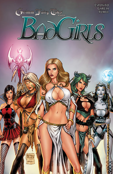 Grimm Fairy Tales: Bad Girls Trade Paperback
