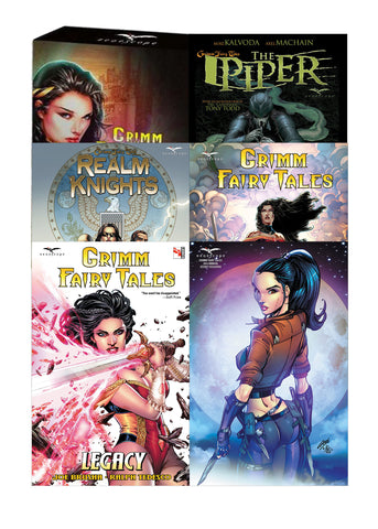 Grimm Fairy Tales Box Set