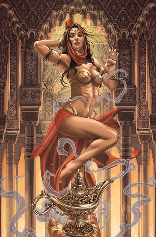 FOIL: Grimm Fairy Tales: Vol. 2 #1 Free Comic Book Day Edition - Cover C - LE 100