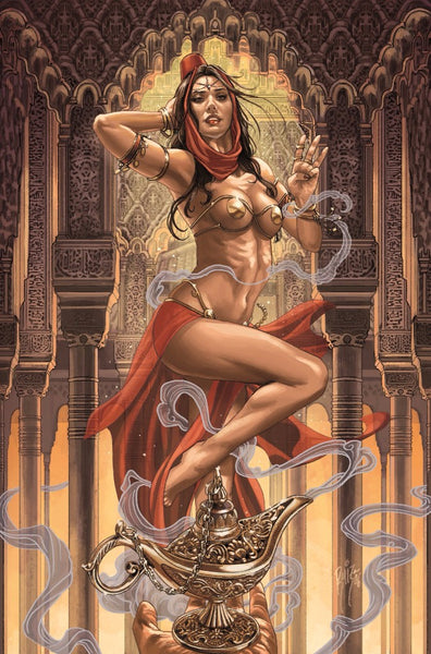 Grimm Fairy Tales - Free Comic Book Day 2017 Edition - Cover B