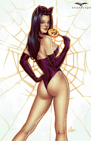 Grimm Fairy Tales 2016 Halloween Special - Cover F Art Print