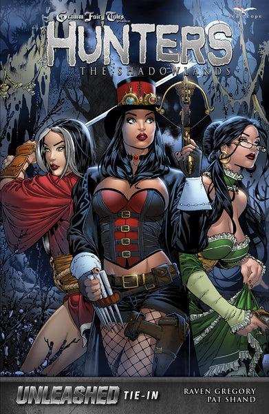 Grimm Fairy Tales: Hunters - The Shadowlands Trade Paperback
