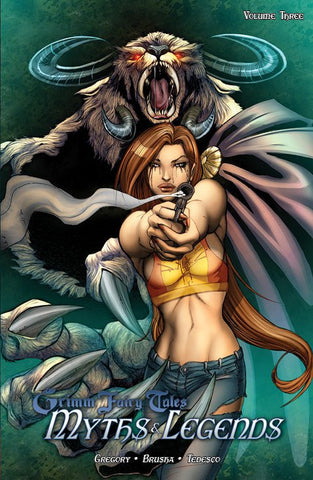 Myths & Legends Volume 3 Graphic Novel