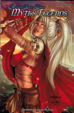 Myths & Legends Volume 5 Graphic Novel