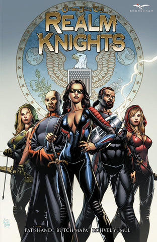 Grimm Fairy Tales: Realm Knights Graphic Novel