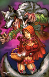 Grimm Fairy Tales: St. Patricks Day Special 2013 - Cover E Art Print
