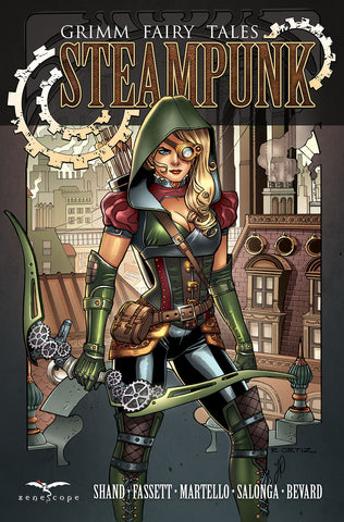 Grimm Fairy Tales: Steampunk Graphic Novel