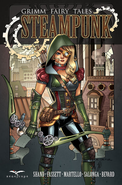 Grimm Fairy Tales: Steampunk Trade Paperback