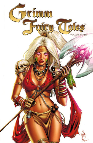 Grimm Fairy Tales Volume 7 Graphic Novel