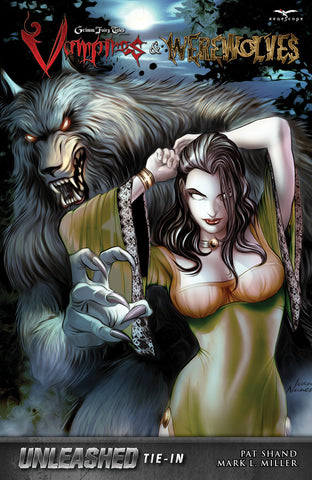 Grimm Fairy Tales: Vampires and Werewolves Graphic Novel