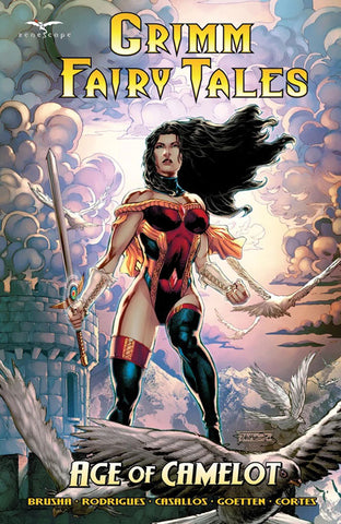 Grimm Fairy Tales Age of Camelot Graphic Novel