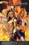 Grimm Fairy Tales: Zombies and Demons Graphic Novel