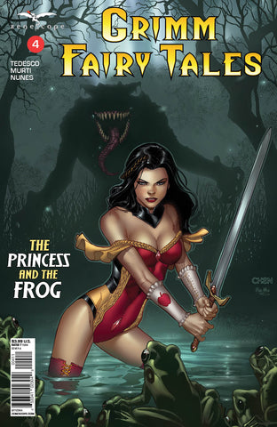 Grimm Fairy Tales: Vol. 2 #4
