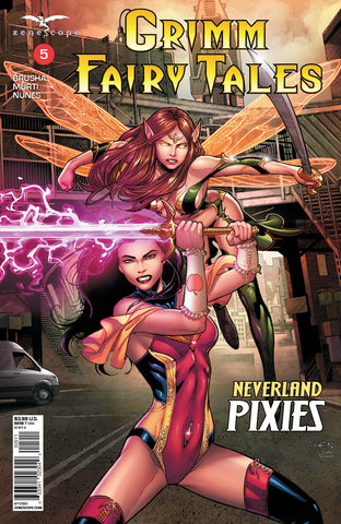 Grimm Fairy Tales: Vol. 2 #5