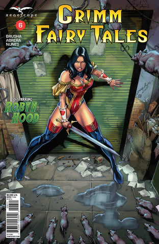 Grimm Fairy Tales: Vol. 2 #6