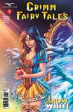 Grimm Fairy Tales: Vol. 2 #7 A Ediano Silva Girl Apple Mirror Ghosts