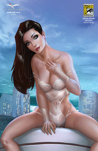 Grimm Fairy Tales Vol. 2 #7 - Cover I - LE 100