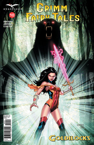 Grimm Fairy Tales: Vol. 2 #10