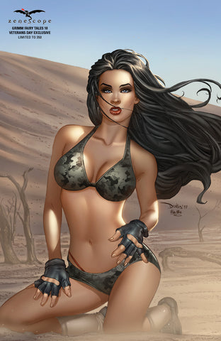 Grimm Fairy Tales Vol. 2 #10 - Cover H - LE 350