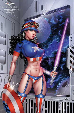 Grimm Fairy Tales Vol. 2 #12 - Cover H - LE 50