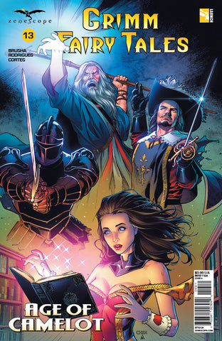 Grimm Fairy Tales: Vol. 2 #13