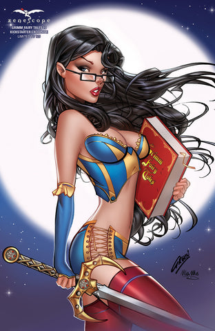 Grimm Fairy Tales Vol. 2 #13 Cover E - LE 125