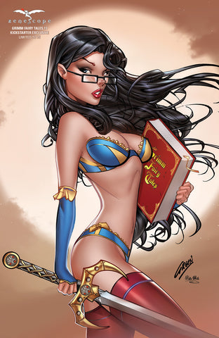 Grimm Fairy Tales Vol. 2 #13 Cover F - LE 75