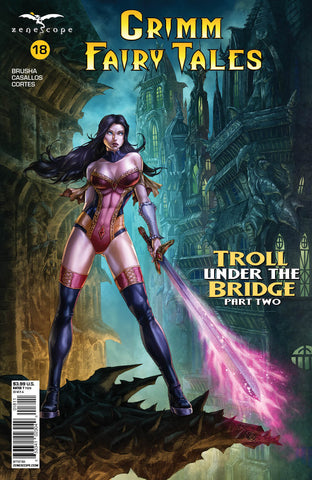 Grimm Fairy Tales: Vol. 2 #18