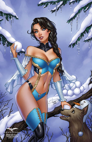 Grimm Fairy Tales Vol. 2 #19 - Cover E - LE 350