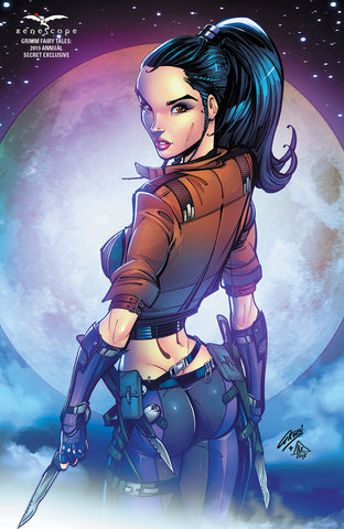 Grimm Fairy Tales 2019 Annual - Cover E