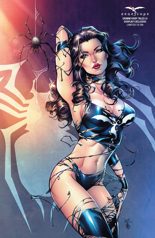 Grimm Fairy Tales Vol. 2 #21 - Cover H - LE 350
