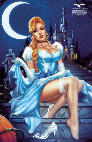 Grimm Fairy Tales Vol. 2 #21 - Cover I - LE 250