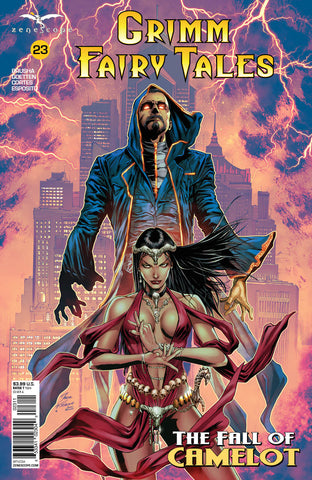 Grimm Fairy Tales: Vol. 2 #23