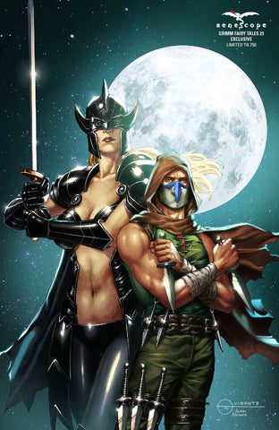 Grimm Fairy Tales Vol. 2 #23 - Cover G - LE 750