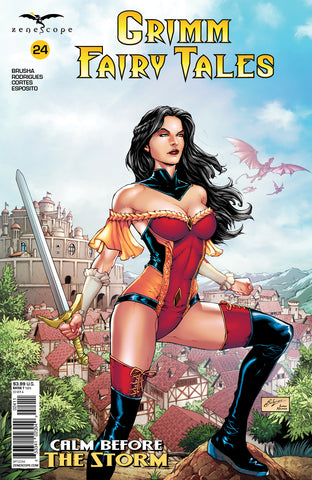 Grimm Fairy Tales: Vol. 2 #24