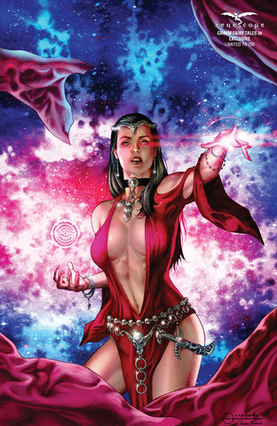 Grimm Fairy Tales Vol. 2 #24 - Cover F
