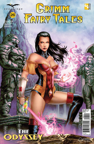Grimm Fairy Tales: Vol. 2 #26