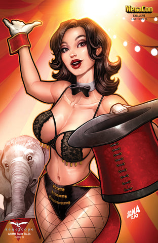 Grimm Fairy Tales Vol. 2 #27 - Cover F - LE 75