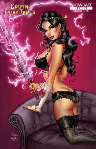 Grimm Fairy Tales Vol. 2 #28 Showcase Edition - LE 75