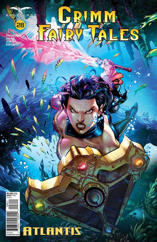Grimm Fairy Tales: Vol. 2 #28