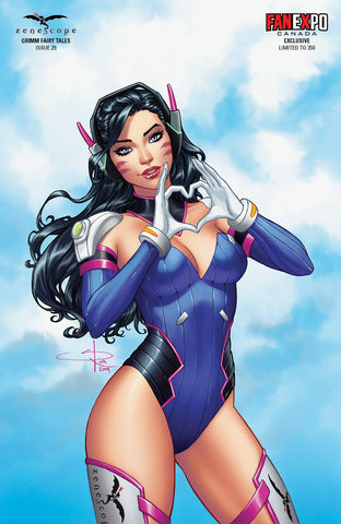 Grimm Fairy Tales Vol. 2 #29 - Cover E - LE 350