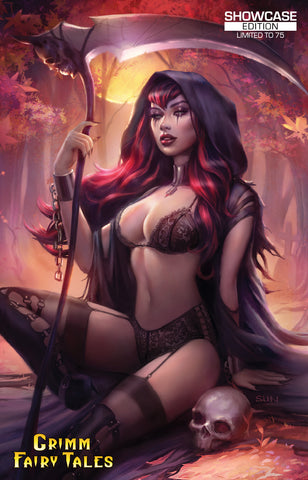 Grimm Fairy Tales Vol. 2 #31 Showcase Edition - LE 75