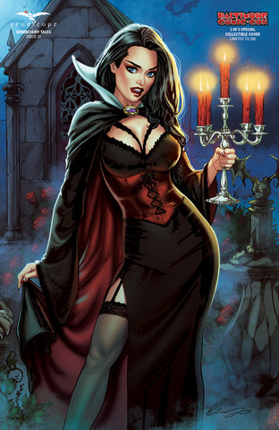 Grimm Fairy Tales: Vol. 2 #32 - Cover E - LE 250