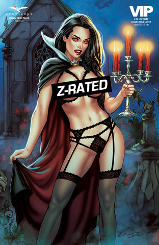 Elias Chatzoudis Monster Z-Rated Art Print 03