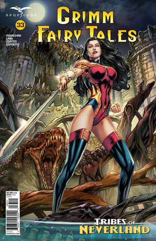 Grimm Fairy Tales: Vol. 2 #33