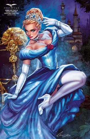 Grimm Fairy Tales: Vol. 2 #35 - Cover F - LE 250